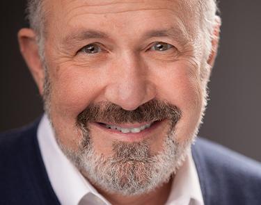 Rick Foucheux plays Senator John McDowell in Studio Theatre's audio play Kings.