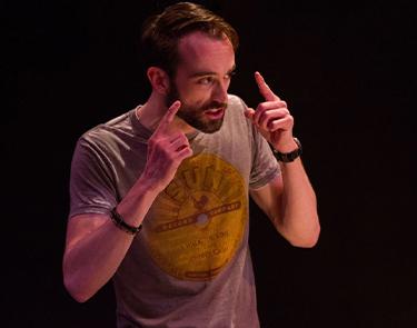 Kyle Cameron. Photo: Teresa Wood