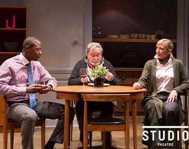 Manny Buckley, Ted van Griethuysen, and Kate Eastwood Norris. Photo: Teresa Wood