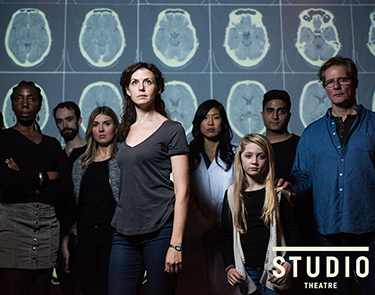 Meet the cast: The Hard Problem